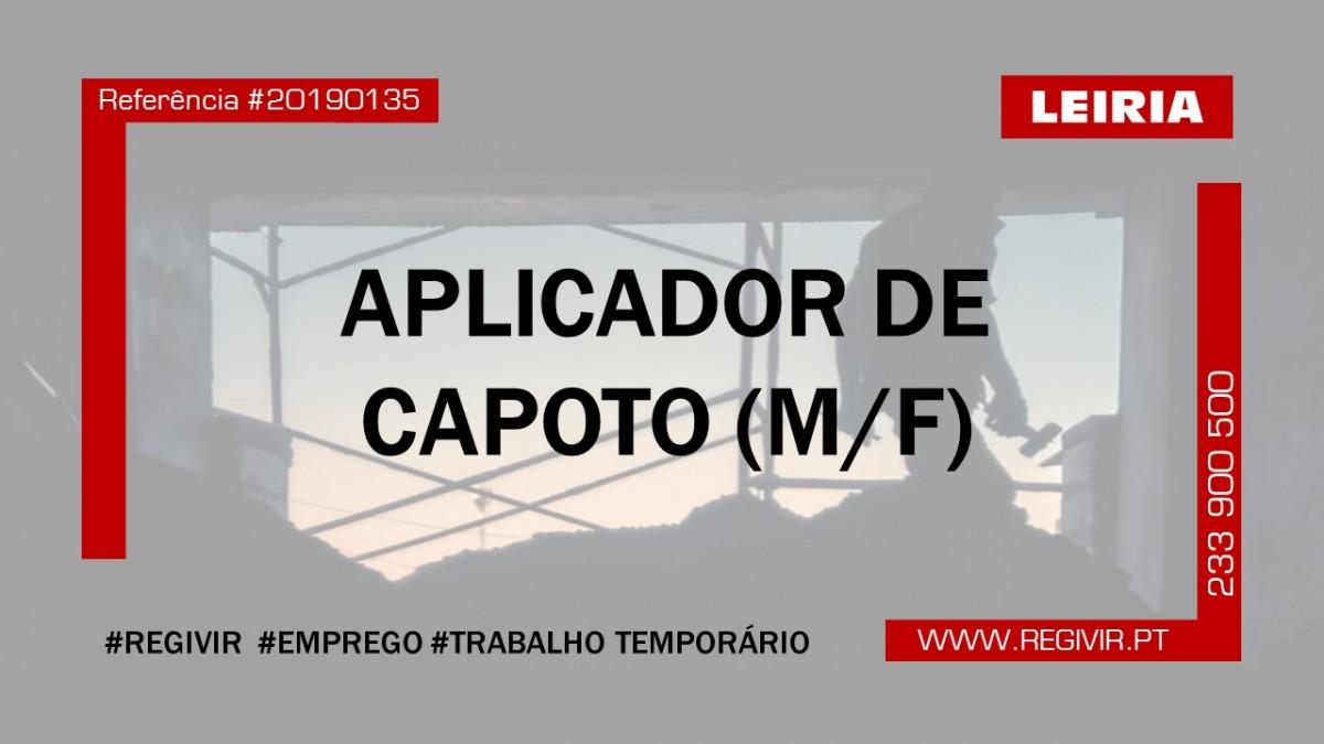 20190135 aPLICADOR DE CAPOTO