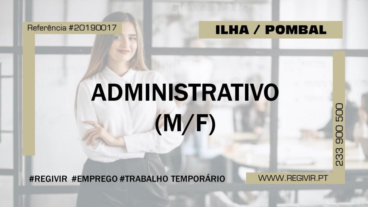20190017 - Administrativo Ilha