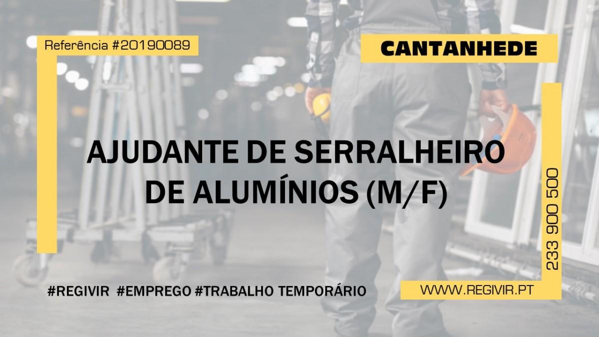 20190089 - Ajudnate de Aluminios