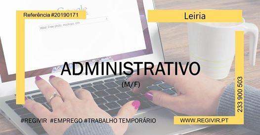 20190171 - Administrativo