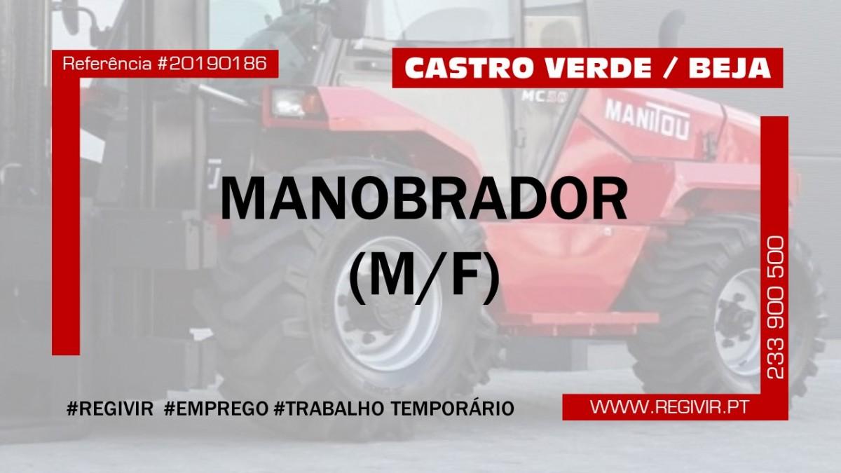 20190186 - Manobrador Beja