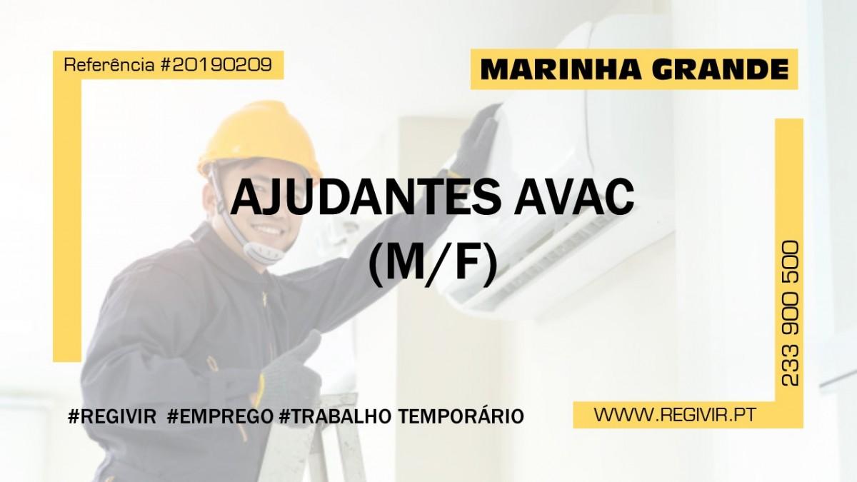 20190209 - Ajudante Avac