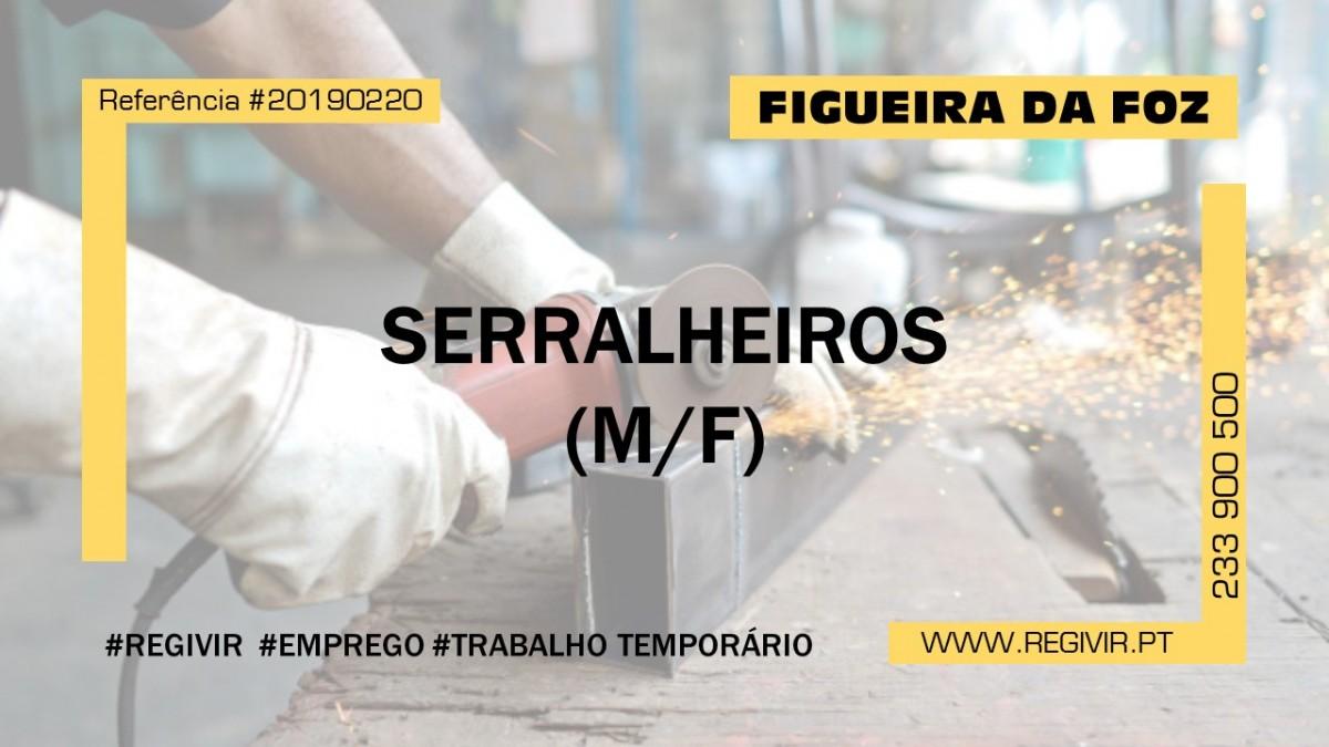 20190220 - Serralheiros