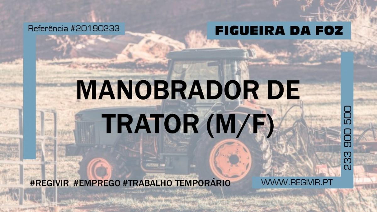 20190233 - Manobrador de Trator