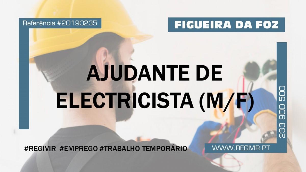 20190235 - Ajudante de Electricista