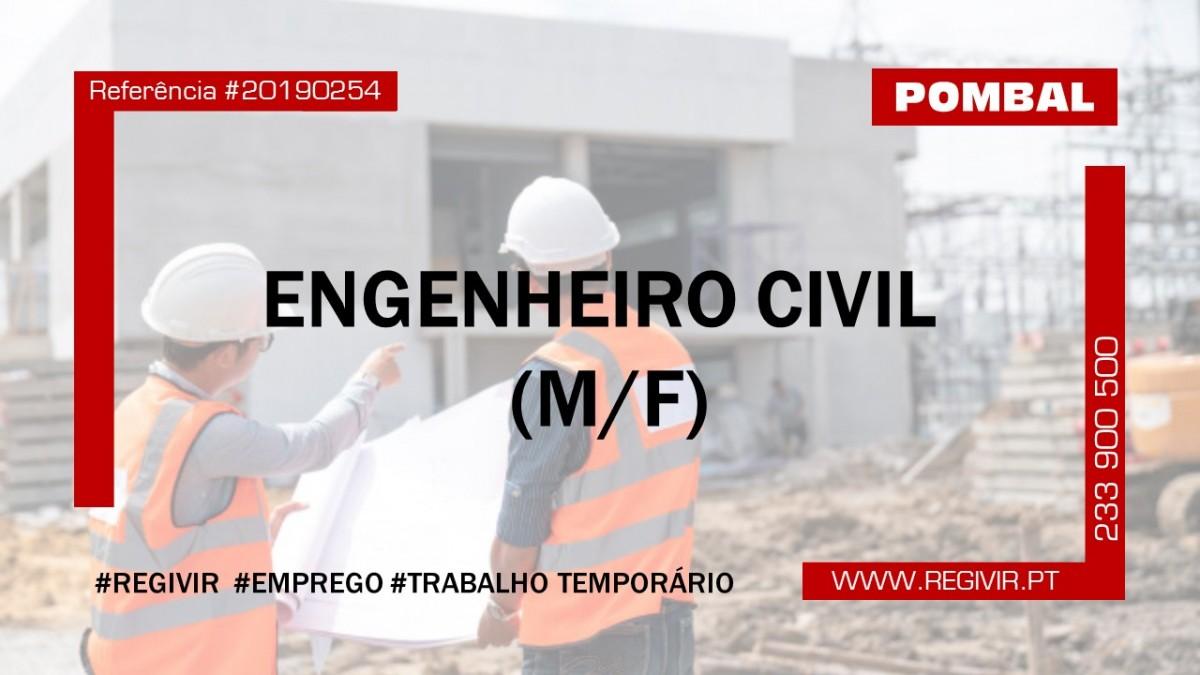 20190254 - Engenheiro Civil