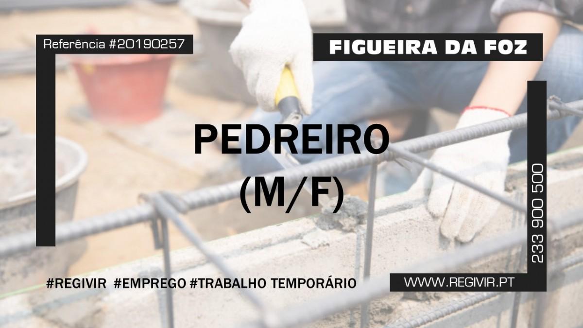 20190257 - Pedreiro