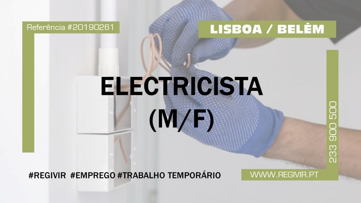 20190261 - Electricista